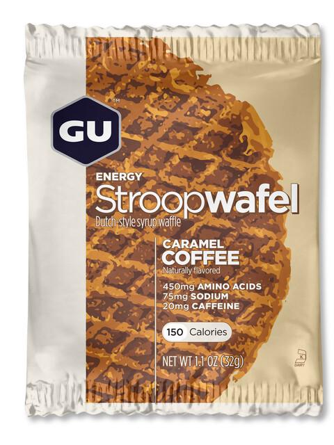 GU Energy StroopWafel Caramel Coffee 30g